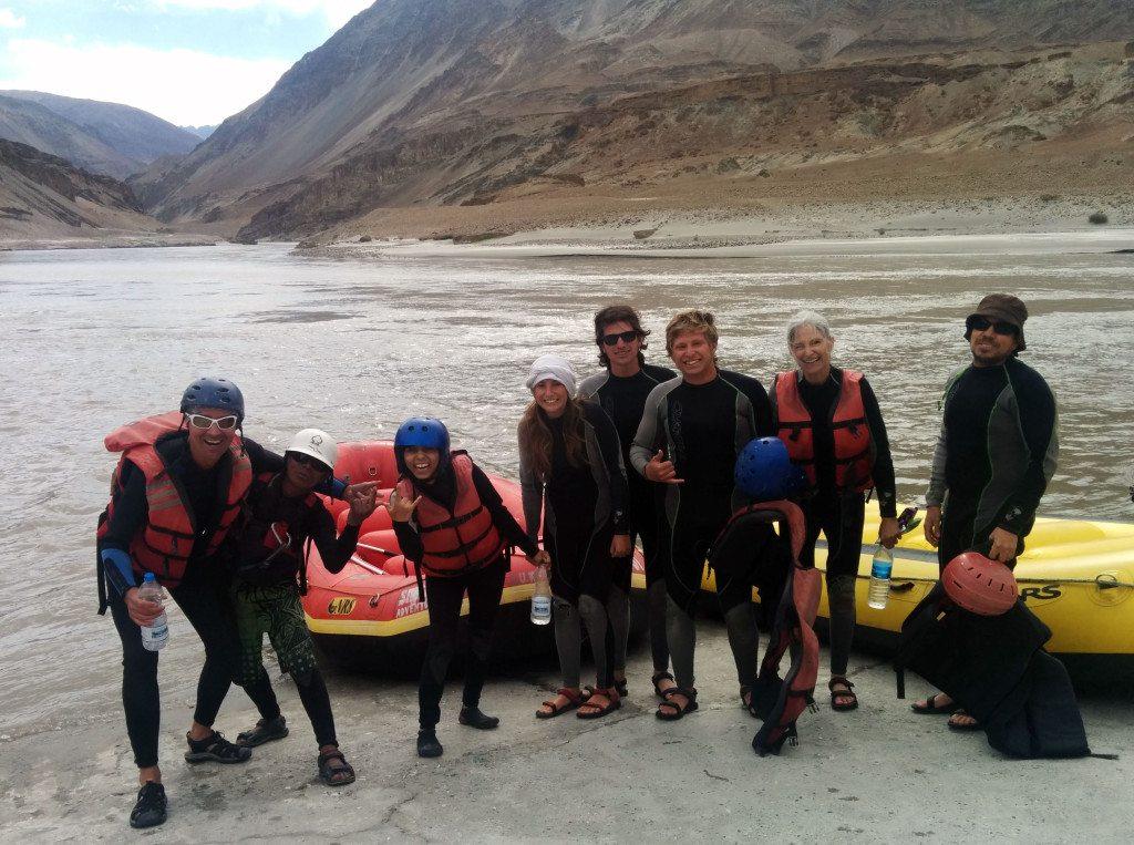 River Rafting in Zanskar