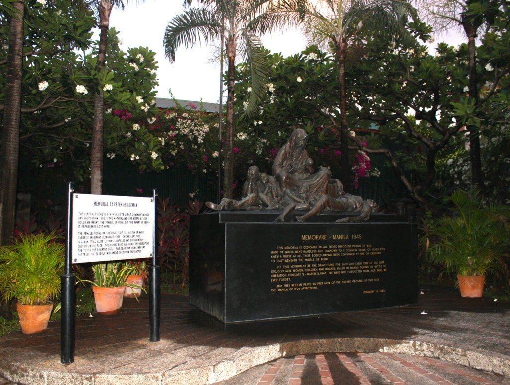 manila war memorial 1