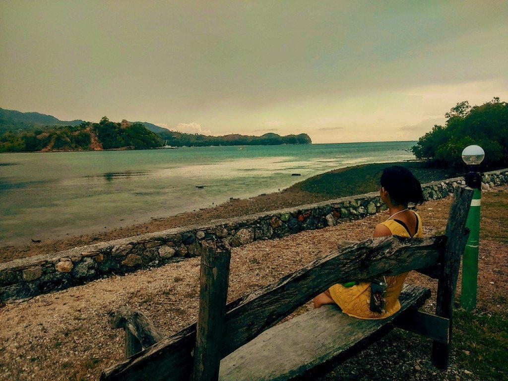 Sandbar, Puerto Galera, Philippines