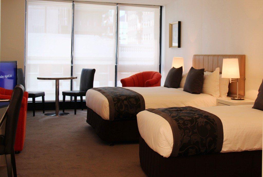 Pegasus Apart'Hotel, CBD, Melbourne, Australia