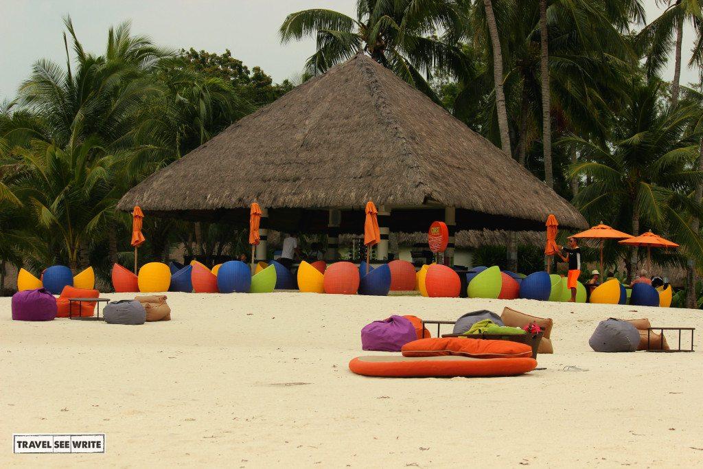 Dumaluan beach - Palms Resto