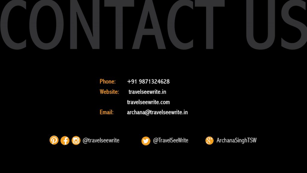 Contact Travel See Write