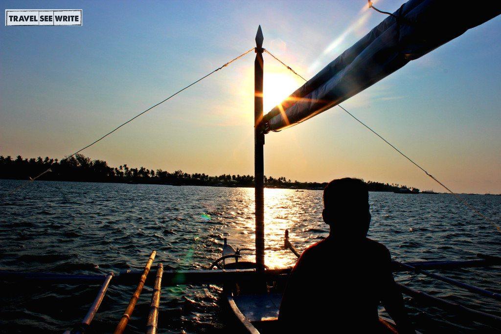 Sunsrise at Panglao Island