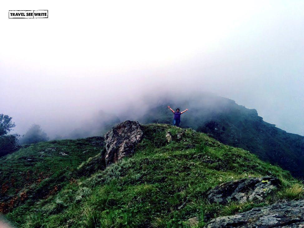 Bashal peak, Sarahan