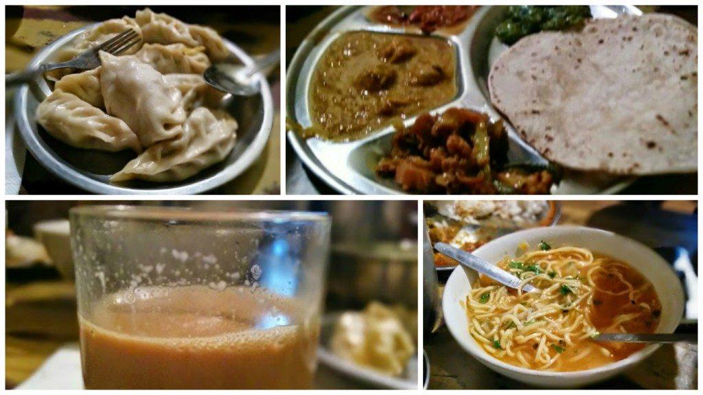 Dhabba Food at Sarahan