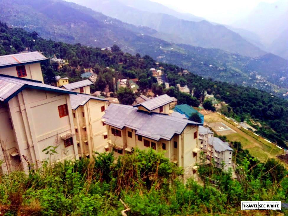 Sarahan to Shimla Highway