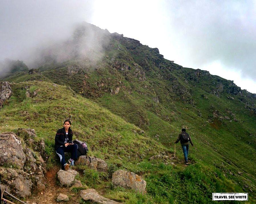 me at bashal peak