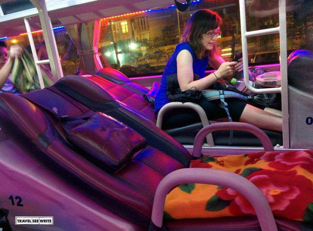 Hanoi-Sapa bus, Vietam