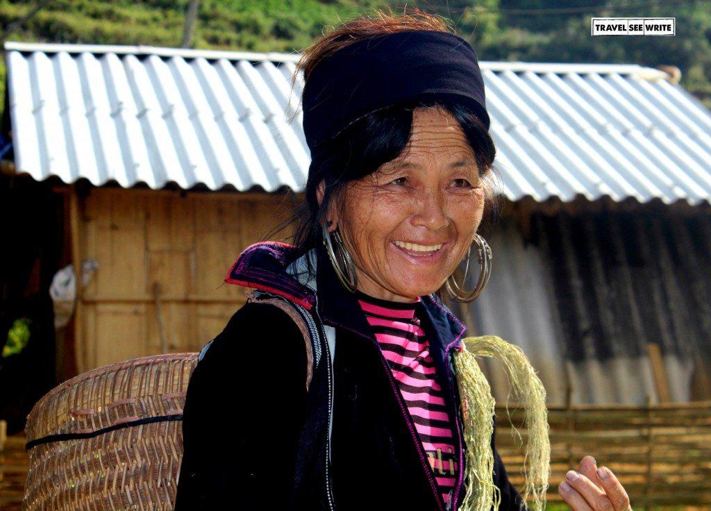Hmong Tribe Woman, Sapa, Vietnam
