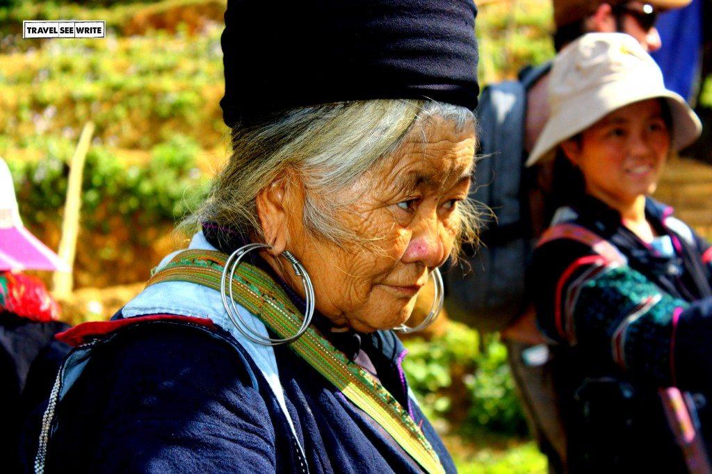 Hmong Tribe Women, Sapa, Vietnam