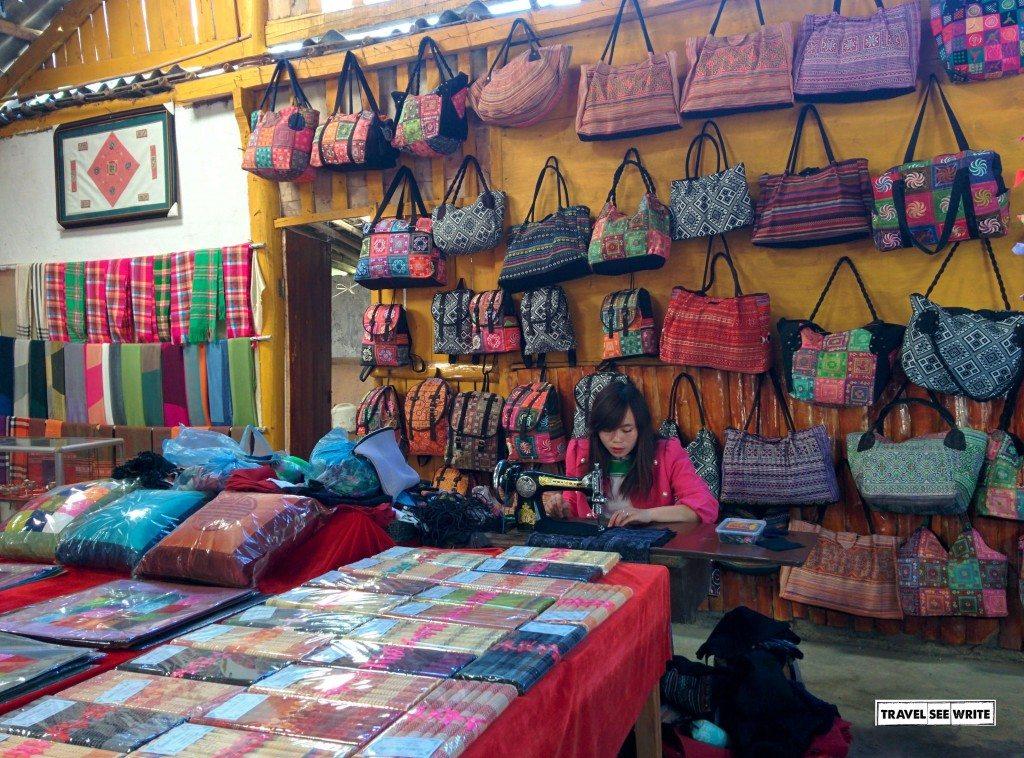 Minority Crafts, Sapa, Vietnam