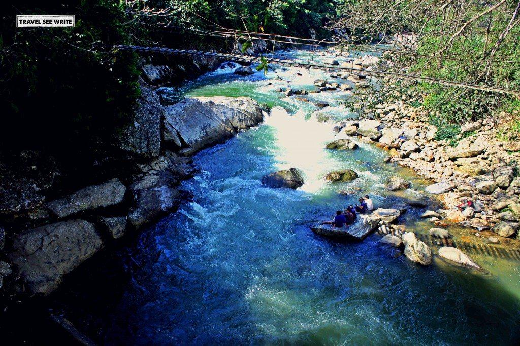 River, sapa trekking, vietnam