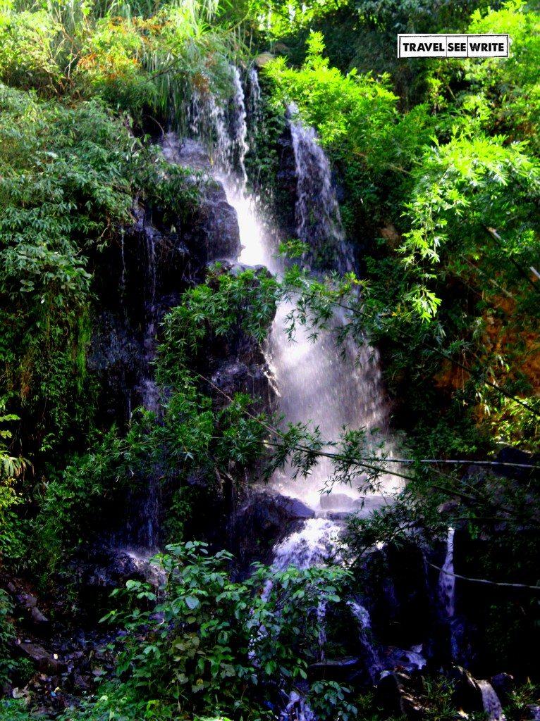 Waterfall, Sapa Trekking, Vietnam