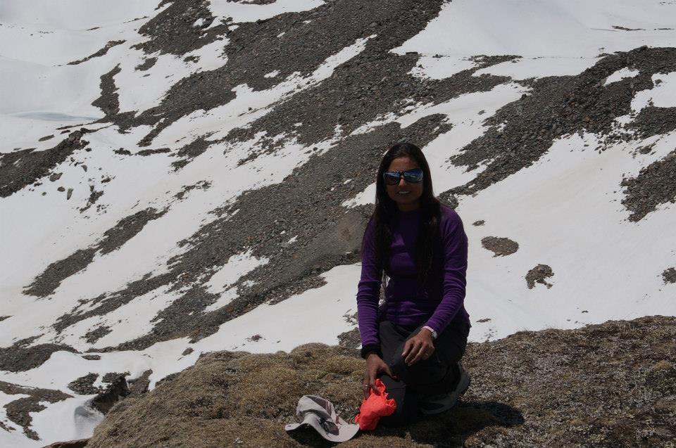Vishi in Himalayas