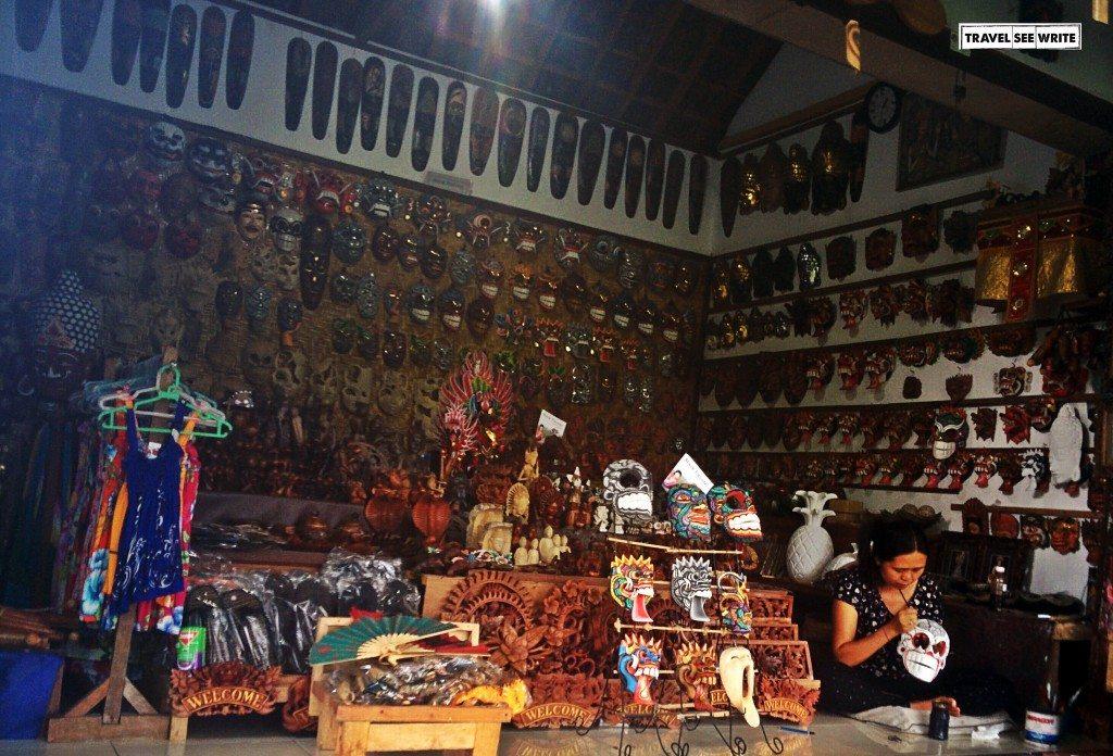 Artist Market, Bali