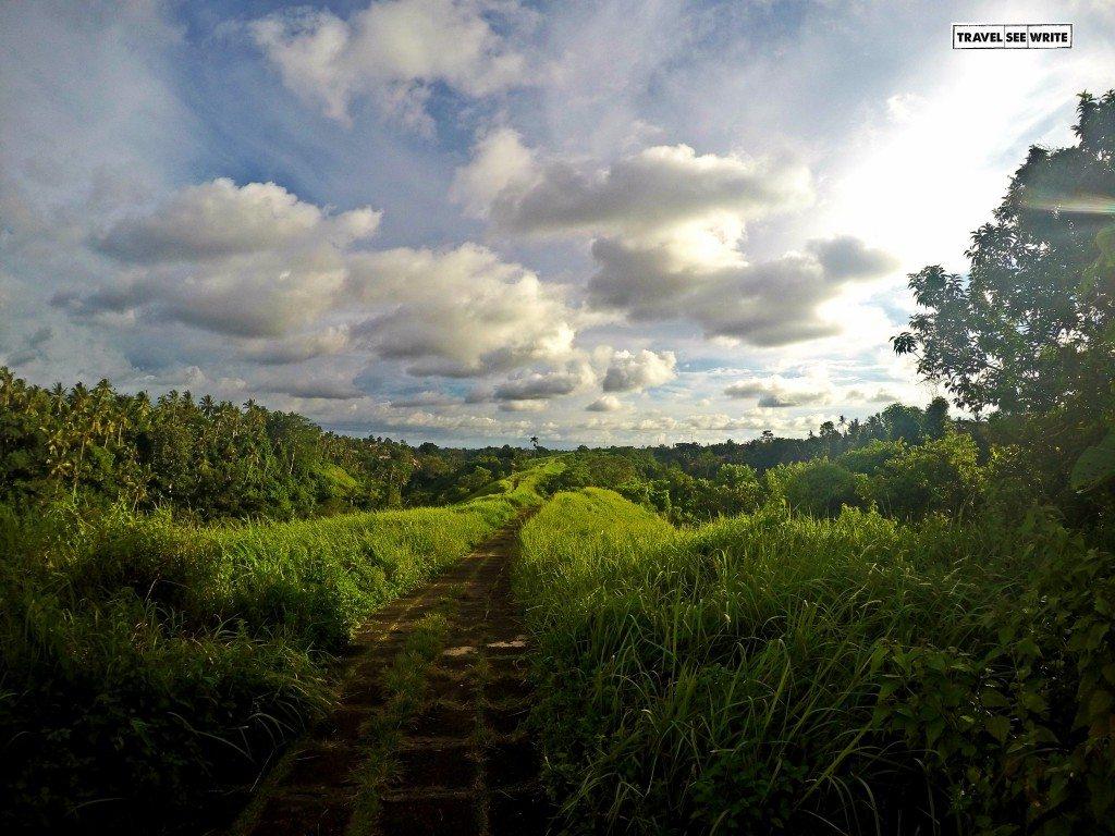 The Campughan Ridge Walk Trek, Ubud, Bali