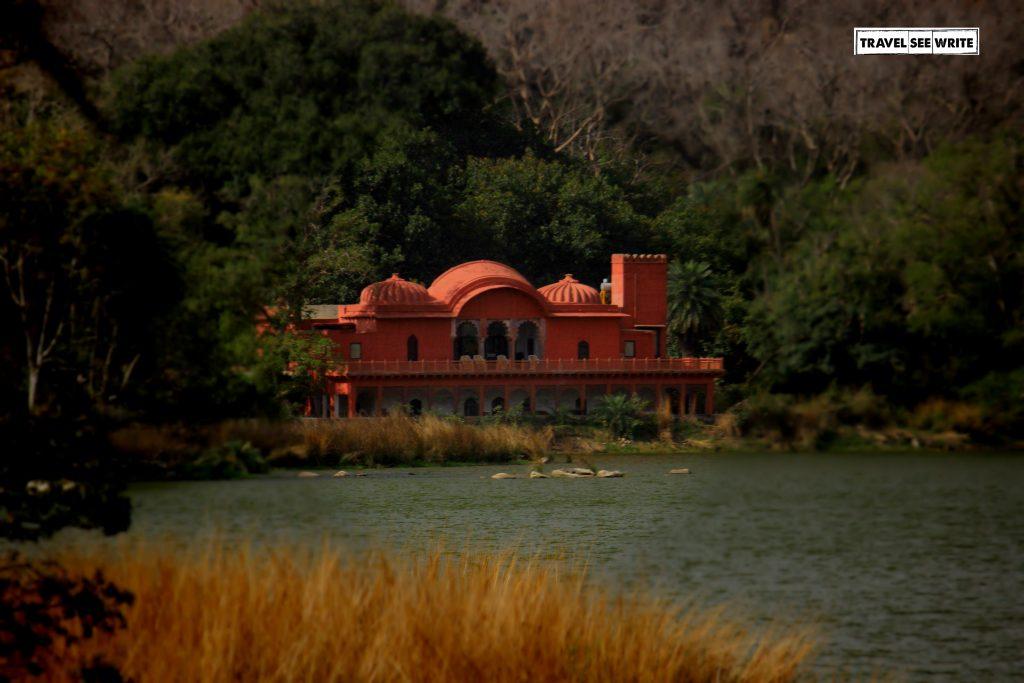 Jogi Mahal, Ranthambore National Park
