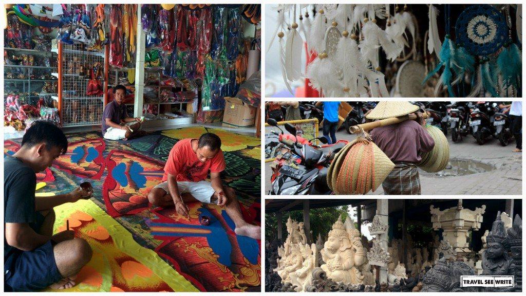 Markets of Bali
