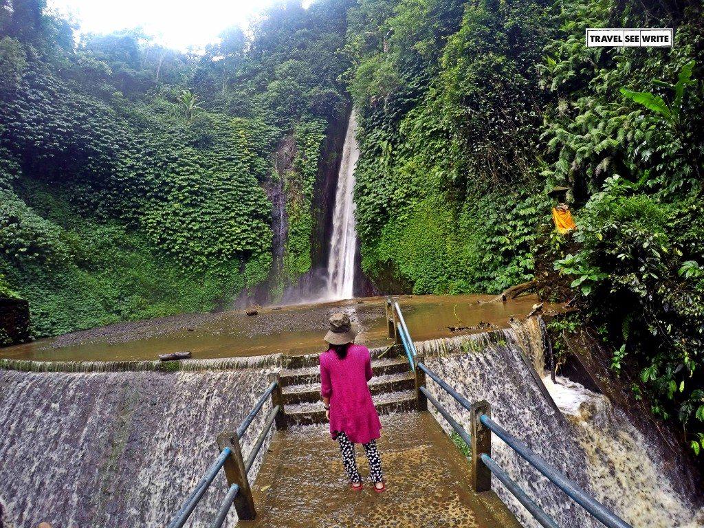 Munduk Waterfall, North Bali