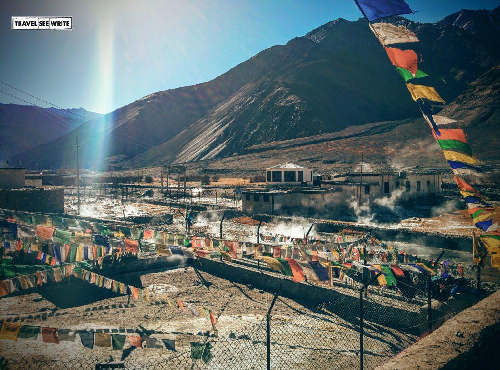 Chumathang Hotsprings, Changthang