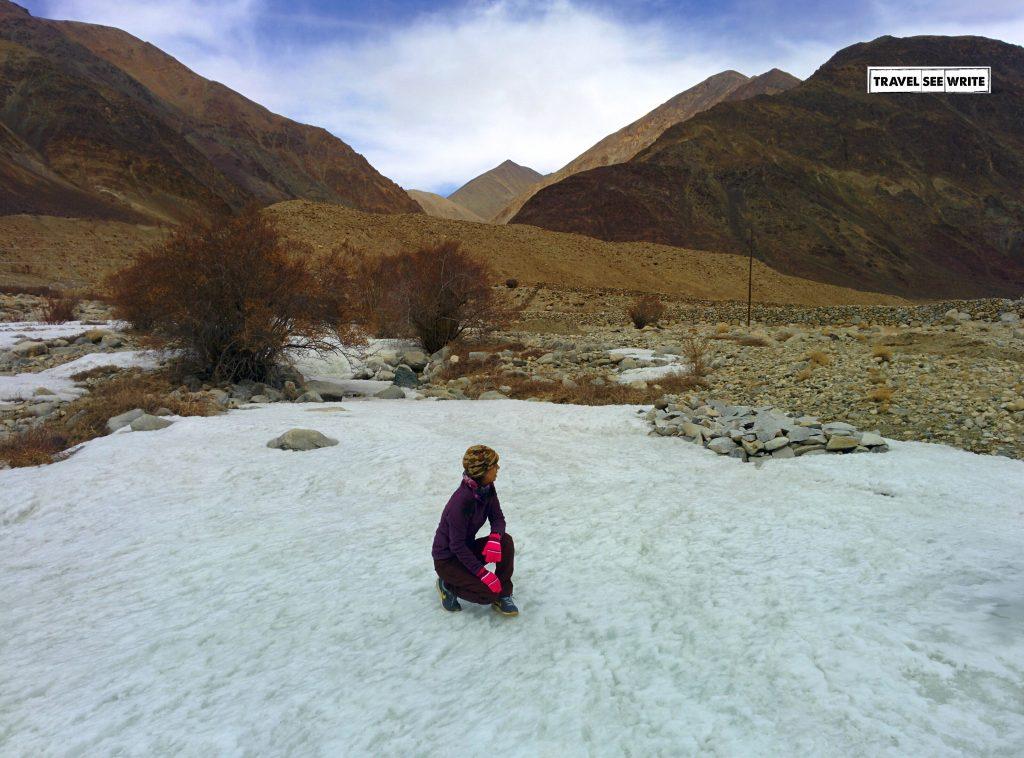 Leh-Changthang highway, Ladakh