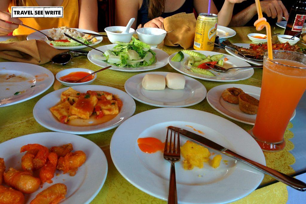 Vegetarian Delight, Hanoi, Vietnam