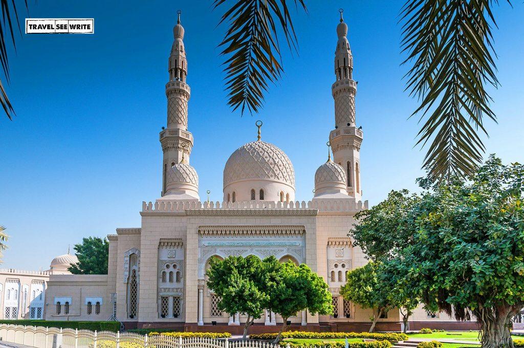 Jumeirah Mosque, Offbeat Dubai
