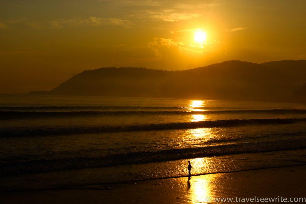 The Golden Hour, Sabang Beach