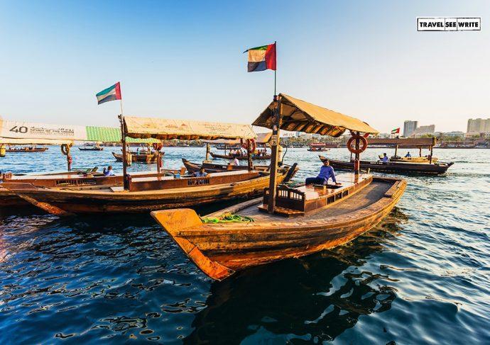 Traditional Abra, Offbeat Dubai