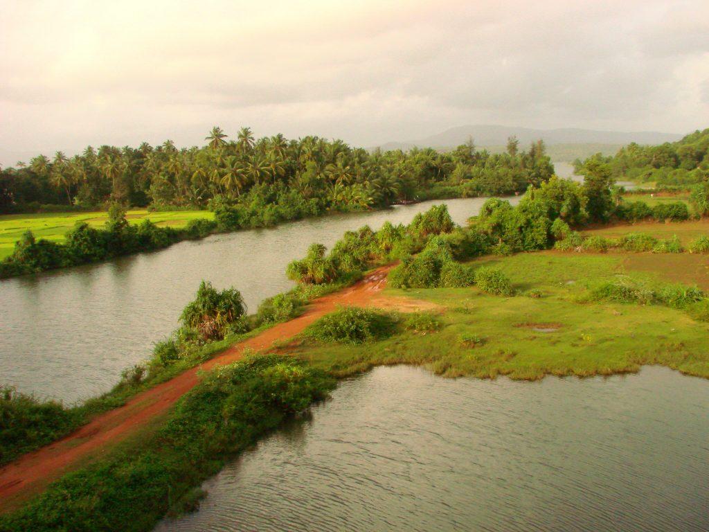 Offbeat Goa: The lush green Countryside of South Goa