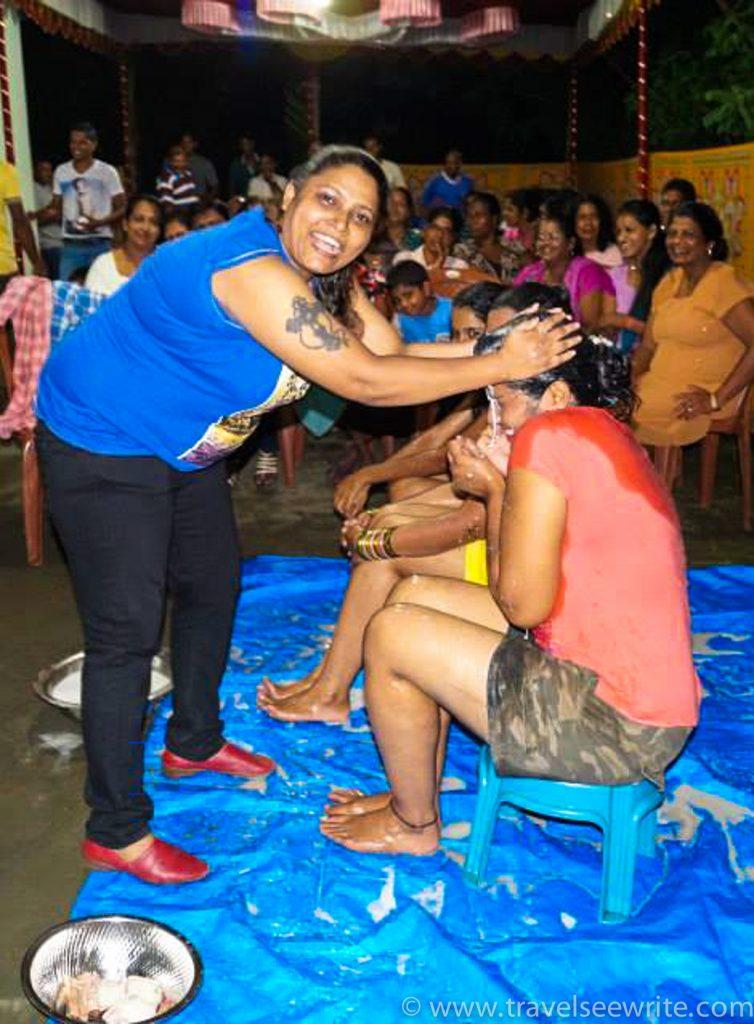 Roas ceremony during Goan Wedding, Offbeat Goa (1 of 1)