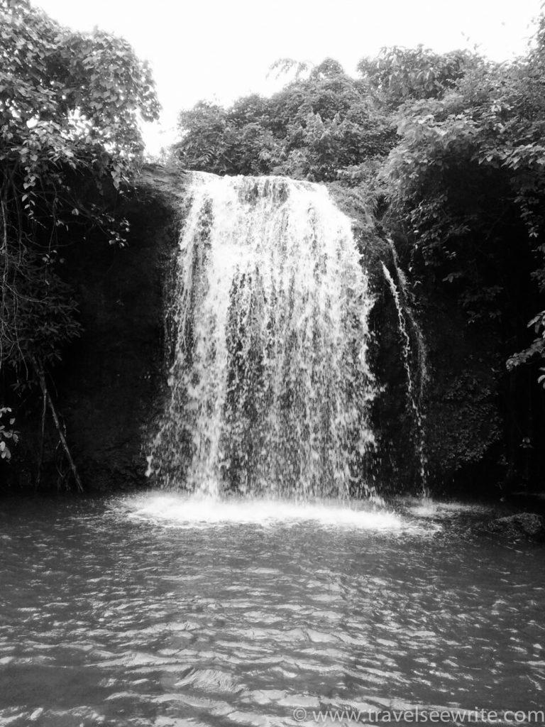 Offbeat Goa: seasonal waterfall, South Goa