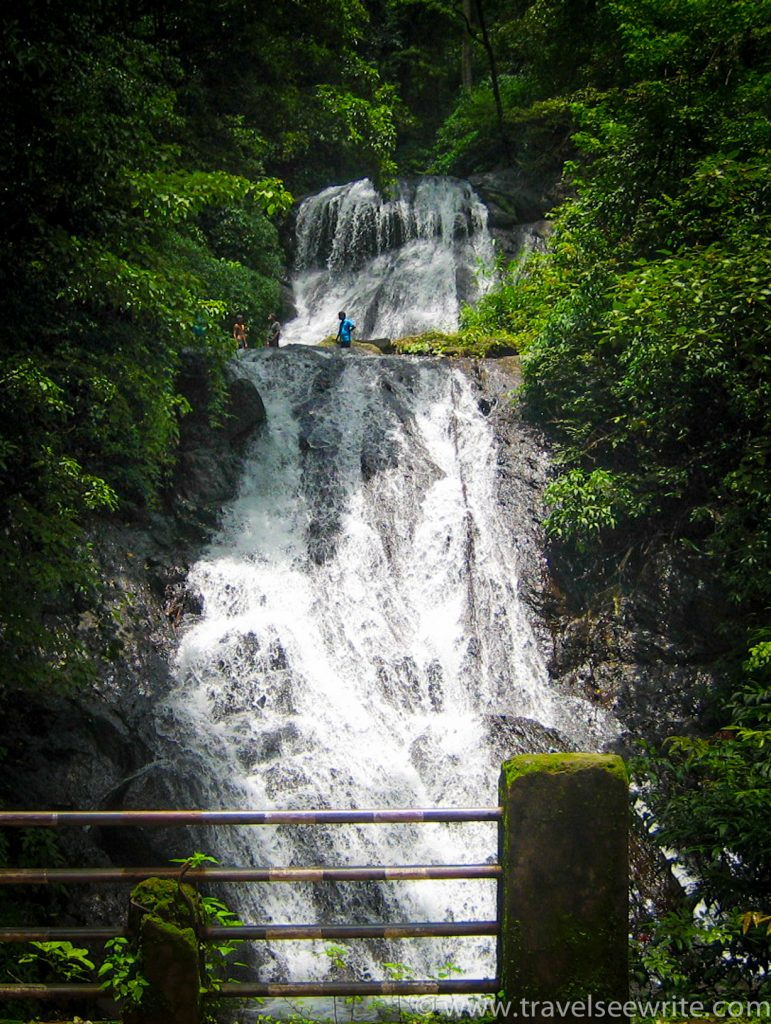 Offbeat Goa: seasonal waterfall