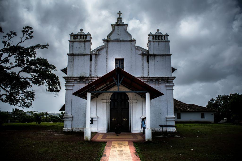 Three Kings Church by Navin Sigamany