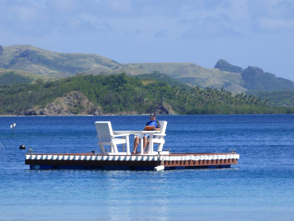 Fiji Island by Tim