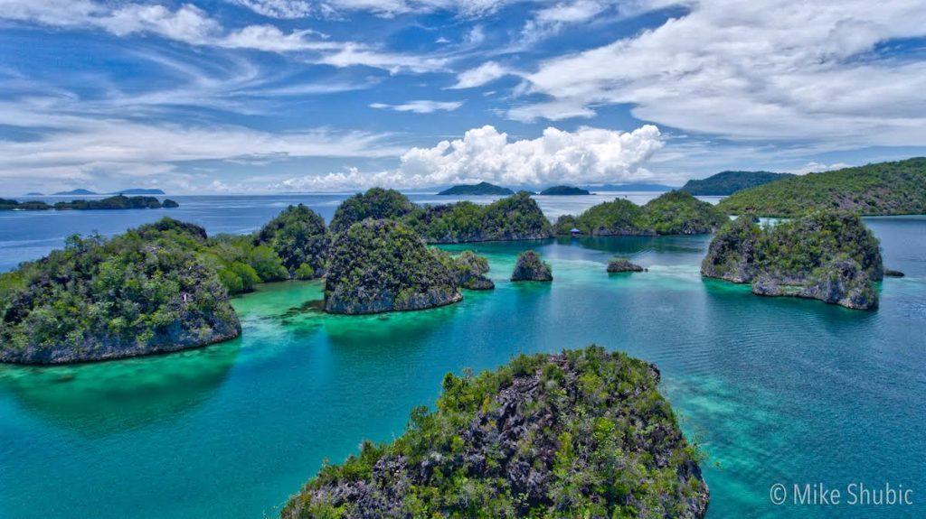 Raja Ampat in West Papua, Indonesia