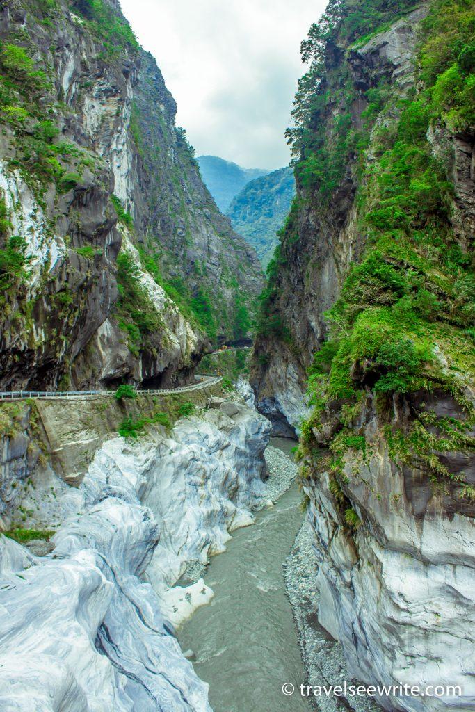Taroko Gorge, Taiwan, Asia