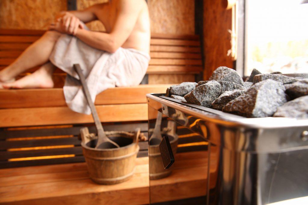 Sauna Finland. Pic by Harri Tarvainen