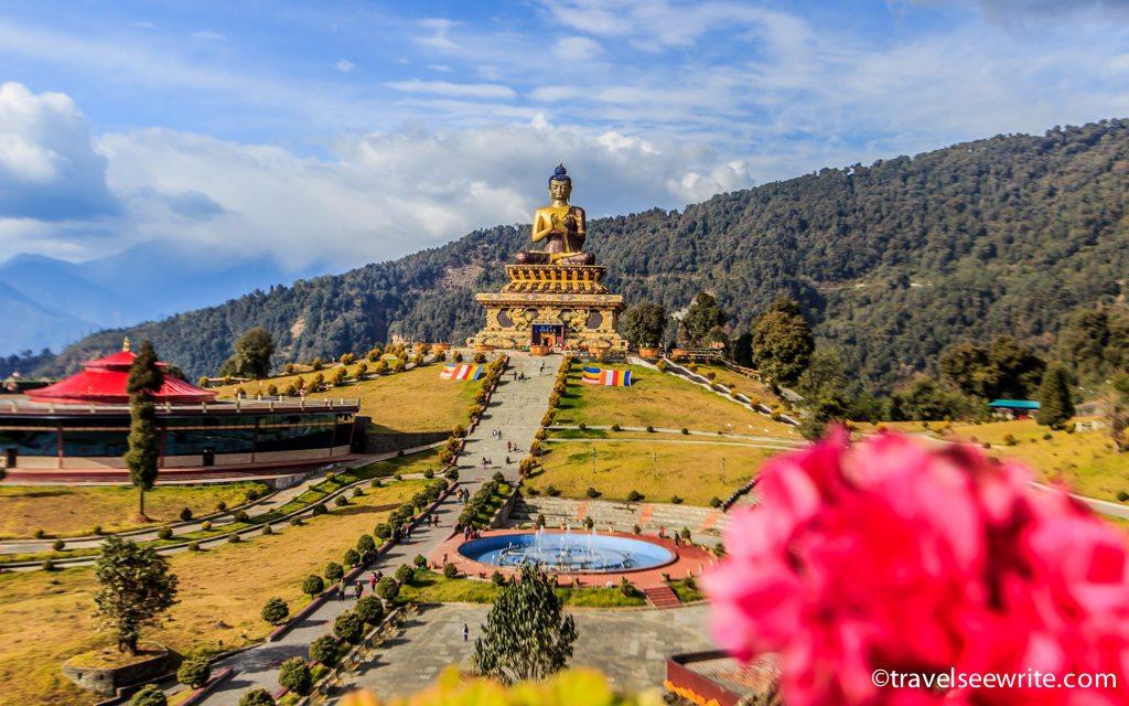 Buddha Park, Near Namchi, South Sikkim