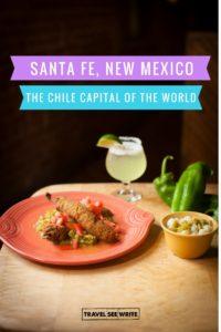 Santa Fe, The Chile Capital of the World
