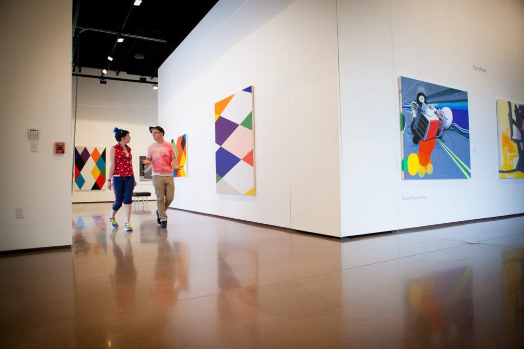 David Richards Gallery, Railyard, Santa Fe, New Mexico