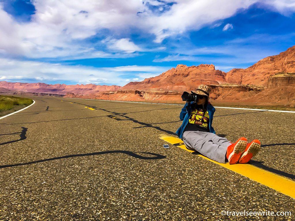 Travel See Write during her Arizona Road Trip, USA
