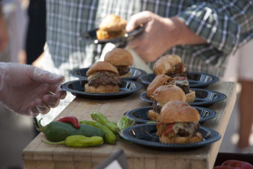 Santa Fe'sGreen Chile Cheeseburger Competition, New Mexico
