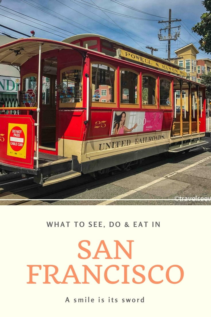 Why i left my heart in san francisco california for Travel guide san francisco