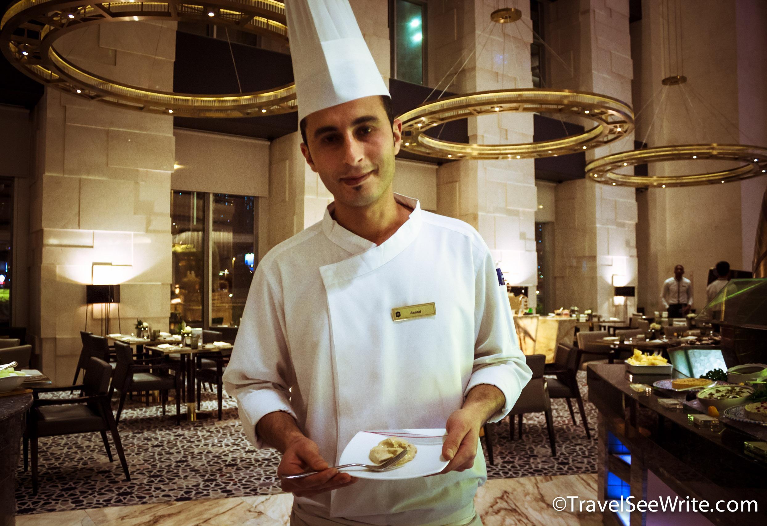 Shangri la the best luxury hotel in dubai travelseewrite for Dubai best hotel name