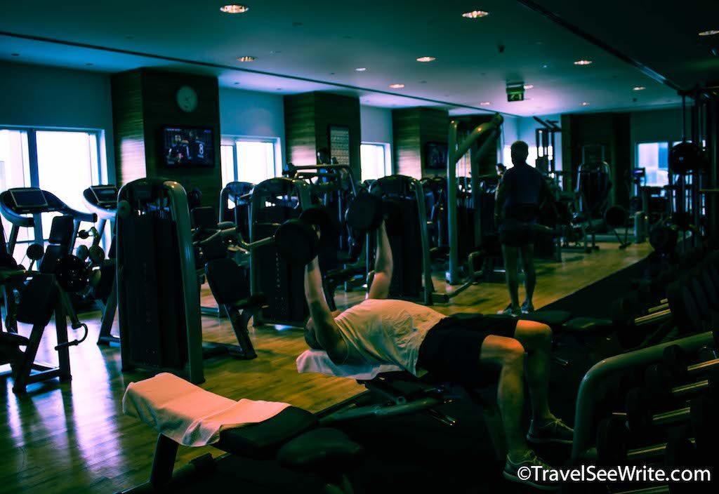 Fitness Centre, Shangri-La, Dubai