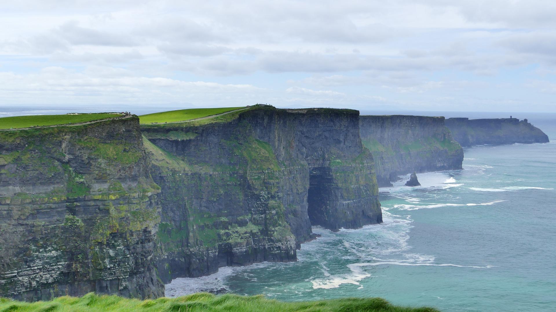 Cliffs of Moher, Wild Atlantic, Ireland