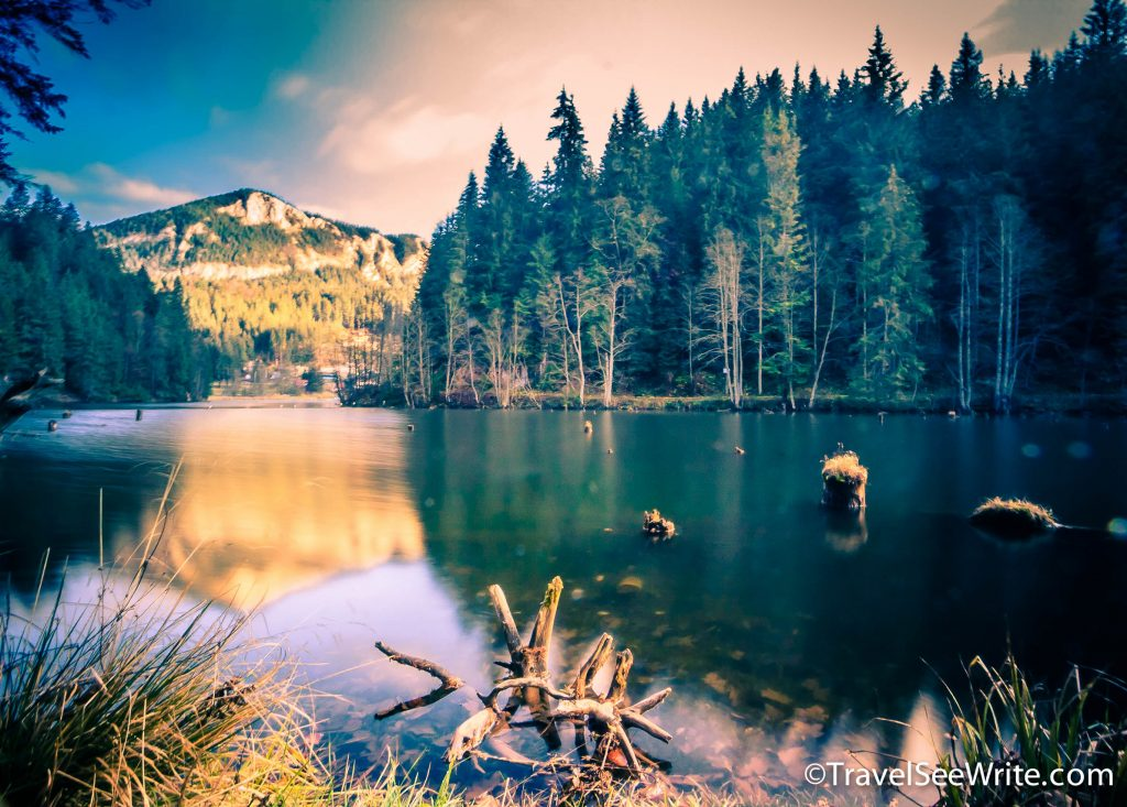 Things to know before you travel to Romania: Red Lake will blow your mind away