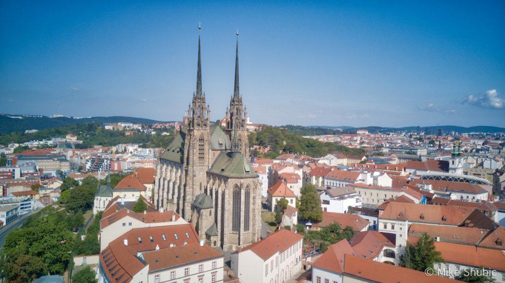Czech Republic road trip destinations: Brno