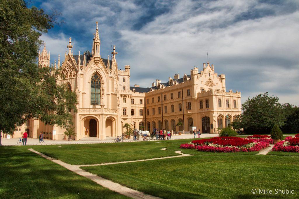 Czech Republic road trip destinations: Lednice